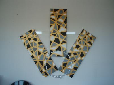 Vitrail royal   1,32m x 1,45m